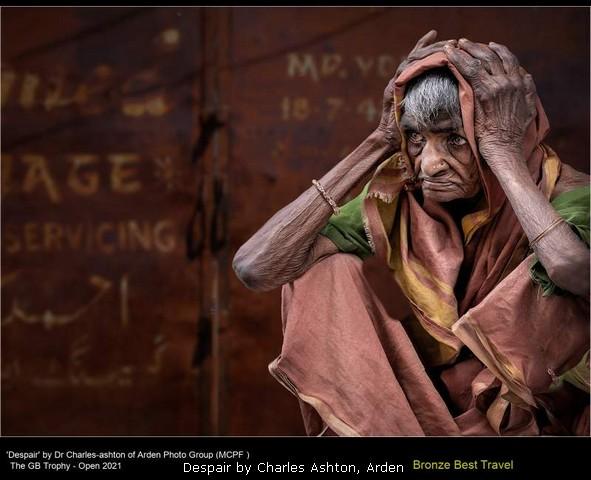 Despair by Charles Ashton, Arden