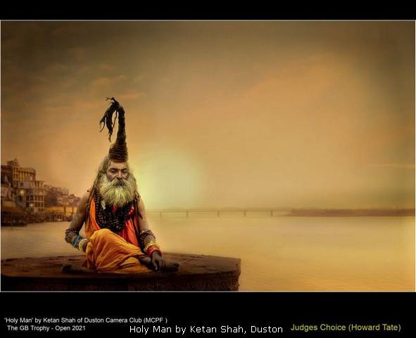 Holy Man by Ketan Shah, Duston