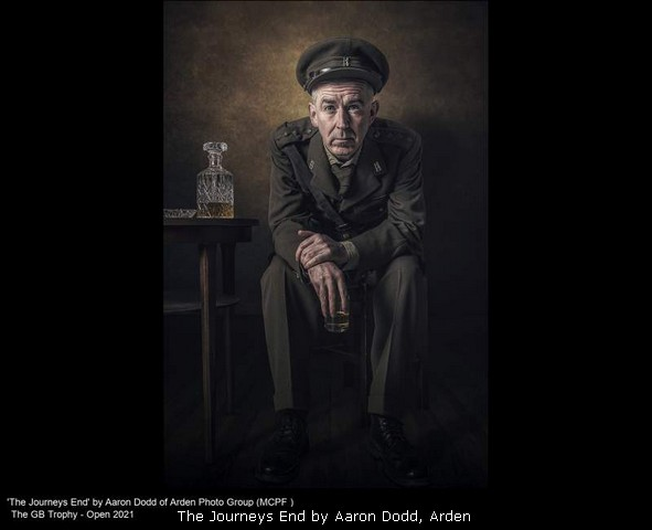 The Journeys End by Aaron Dodd, Arden