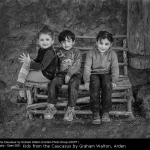 Kids from the Caucasus by Graham Walton, Arden