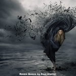 Raven Queen by Paul Statter, Wigan 10