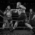Froch Takes A Body Blow by David Keep, RR Derby