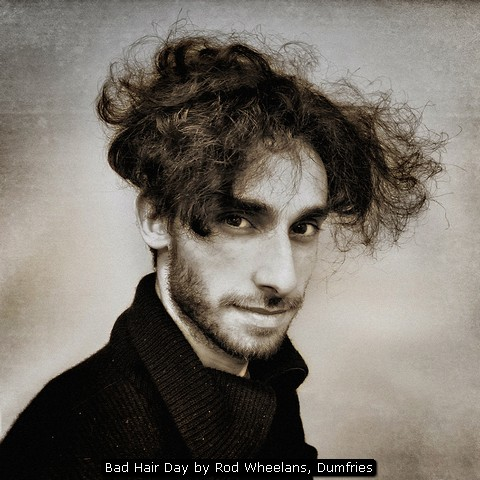 Bad Hair Day by Rod Wheelans, Dumfries