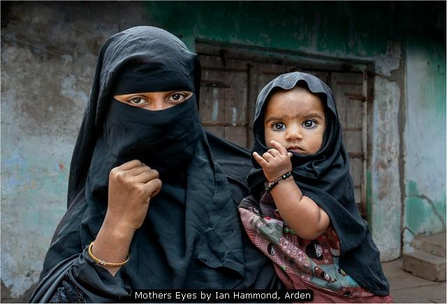 Mothers Eyes by Ian Hammond, Arden