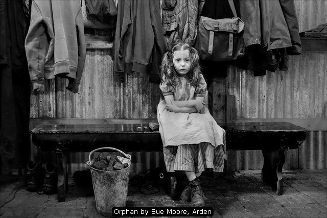 Orphan by Sue Moore, Arden