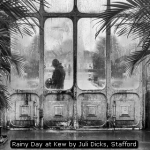 Rainy Day at Kew by Juli Dicks, Stafford
