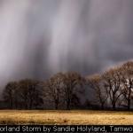 Moorland Storm by Sandie Holyland, Tamworth