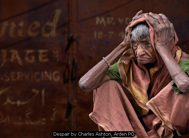 Despair by Charles Ashton, Arden PG