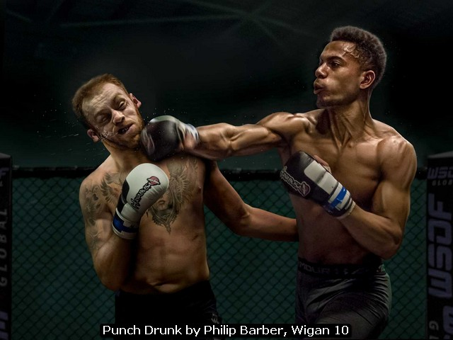 Punch Drunk by Philip Barber, Wigan 10