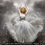 Petals in the Wind by Paul Statter, Wigan 10