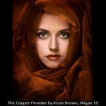 The Copper Promise by Kean Brown, Wigan 10