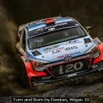 Turn and Burn by Damian, Wigan 10