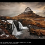 Kirkjufell Waterfall by Gregory McStraw, NIPA
