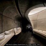 The Roca Gallery Bathrooms by Miles Hand, YPU