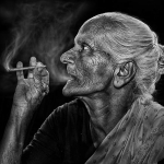 Smoking Lady, Arun Mohanraj (L&CPU)