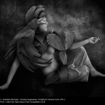 Goddess Morrigan by Andrea Hargreaves, YPU