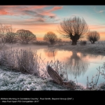 A Winters Morning In Constable Country by Paul Smith, Beyond Group