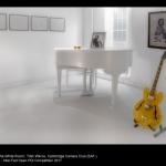 The White Room by Trish Wilcox, Cambridge