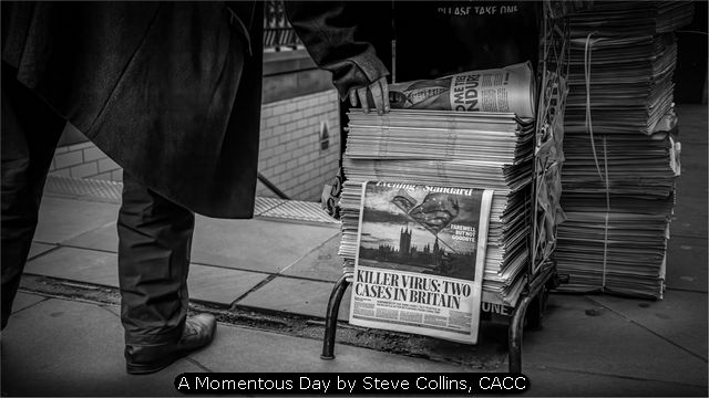 A Momentous Day by Steve Collins, CACC