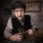 Drink is My Refuge by Peter Siviter, MCPF