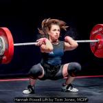 Hannah Powell Lift by Tom Jones, MCPF