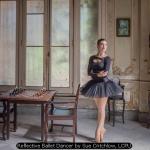 Reflective Ballet Dancer by Sue Critchlow, LCPU