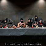 The Last Supper by Rob Jones, NWPA