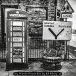 Key Worker Phone Box by Bill Pilkington