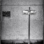 No Ball Games by Rod Wheelans