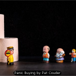 Panic Buying by Pat Couder