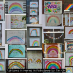 Rainbows in Homes in Felixstowe by Tim GM