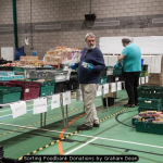 Sorting Foodbank Donations by Graham Dean