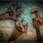 Warring Wrenches by Julie Morgan