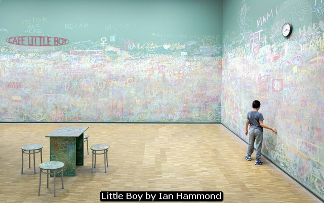 Little Boy by Ian Hammond