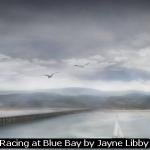 Racing at Blue Bay by Jayne Libby